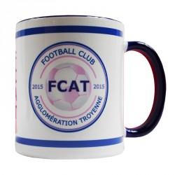 Mug personnalisé FCAT